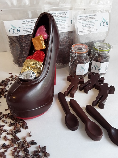 specialty chocolate items