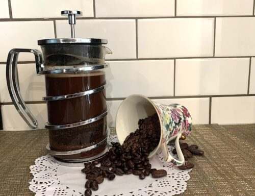 product image of single serving french press