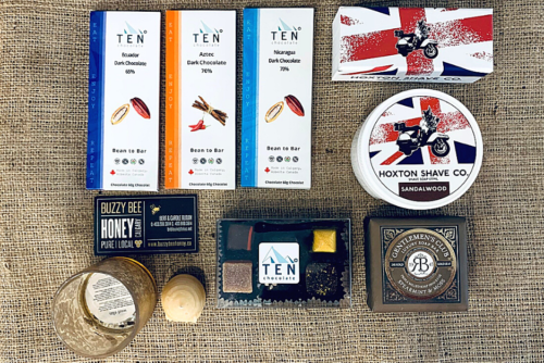 product image of the complete local gift for men