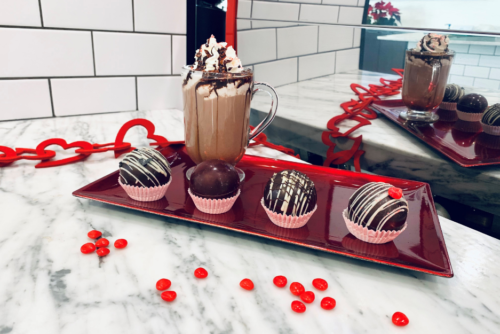 product image of hot chocolate bomb collection